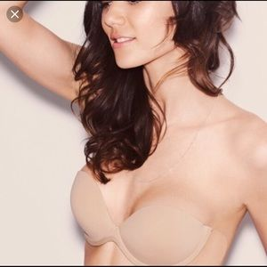 Other - Strapless Backless Adhesive Bra
